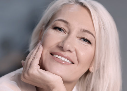 RF Radiosurgery for Facial Veins available at The New U Clinic